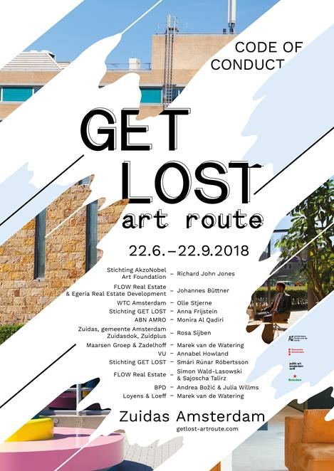 Uitnodiging GET LOST-art route 2018